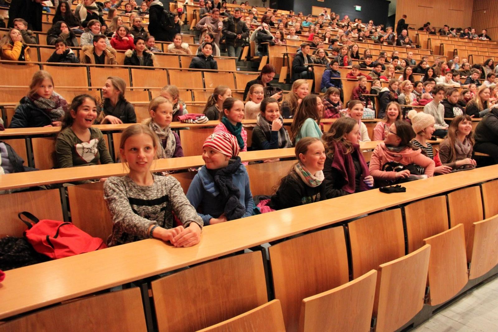 Physikshow Uni Bonn
